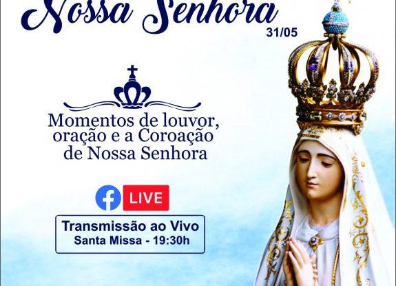 Paróquia Santo Antônio - Coroação de Nossa Senhora