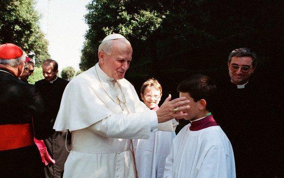 """Carta do Papa Francisco para inauguração do Instituto Cultural """"São João Paulo II"""""""