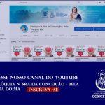 YOUTUBE DA CONCEIÇÃO DE BELA VISTA -MA