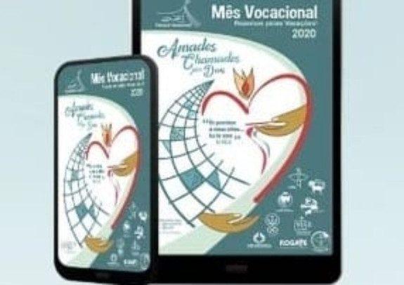 """Comissão elabora subsídio """"Amados e chamados por Deus"""" para o mês vocacional"""