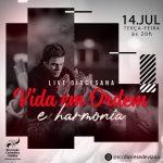 LIVE DIOCESANA – MINISTÉRIO JOVEM