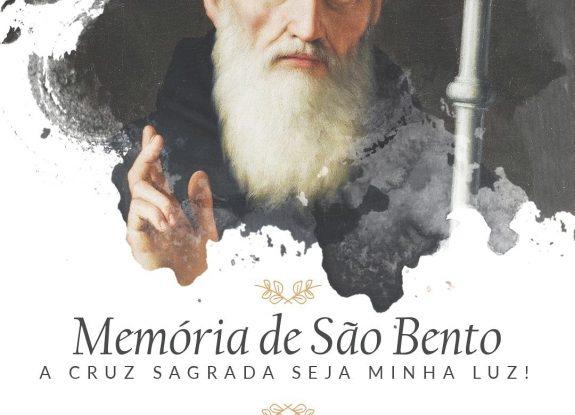MEMÓRIA DE SÃO BENTO DE NÚRSIA