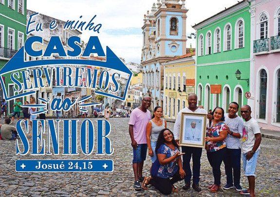 Igreja no Brasil celebra de 9 a 15 de agosto a Semana Nacional da Família