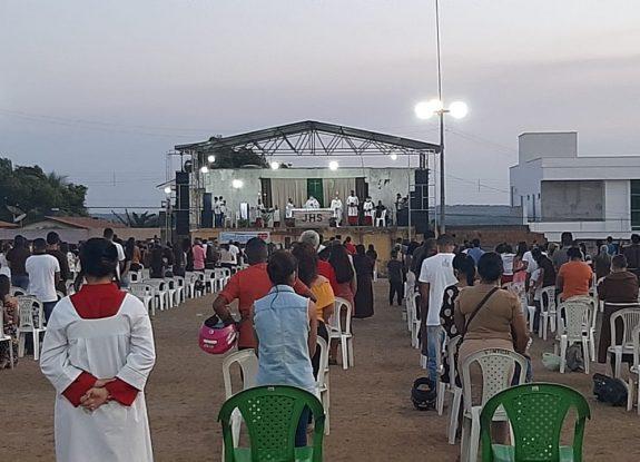 Encerramento do festejo de São Francisco de Assis 2020 em Buriticupu