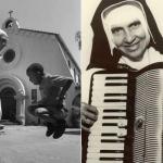 Madre Teresa pulando corda, Irmã Dulce tocando acordeon: santidade é alegria!