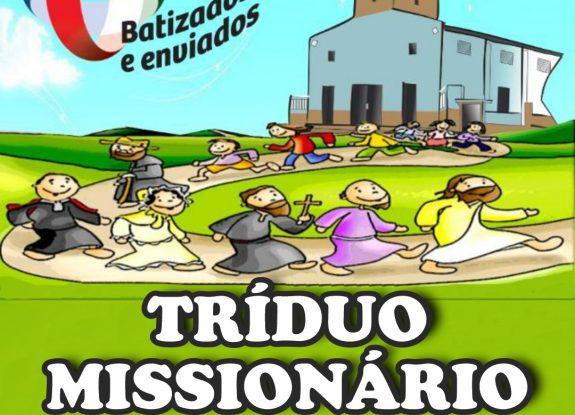 Tríduo Missionário