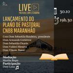 Live – Lançamento do plano de pastoral