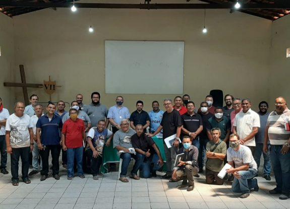 Clero da diocese de Viana se reúne em Santa Inês