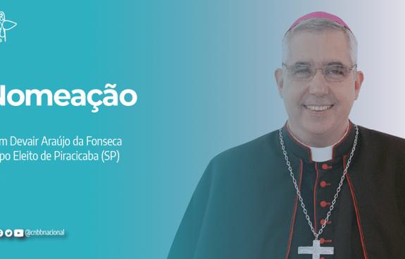 Papa Francisco aceita renúncia de Dom Fernando Mason e nomeia novo bispo de Piracicaba (SP)