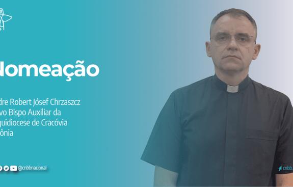 Papa Francisco nomeia sacerdote Fidei Donum no Brasil como bispo auxiliar na Arquidiocese de Cracóvia na Polônia
