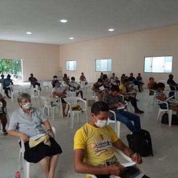 Lideranças das paróquias setor I da área do Pindaré iniciam a assembleia diocesana de pastoral em Buriticupu