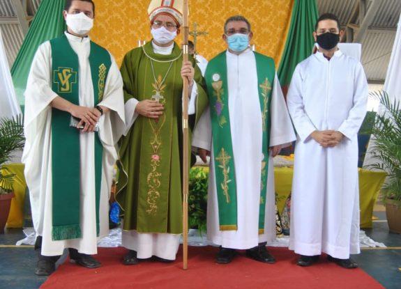 Padres da Congregação da Missão chegam a Diocese de Viana