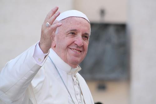 As celebrações de Francisco na Semana Santa