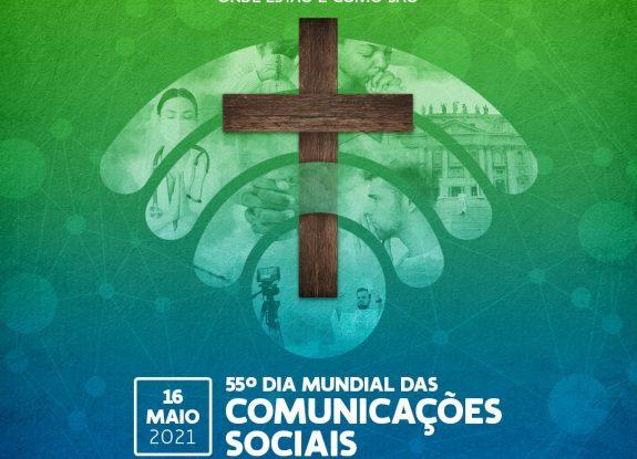 MENSAGEM DO PAPA FRANCISCO PARA O LV DIA MUNDIAL DAS COMUNICAÇÕES SOCIAIS
