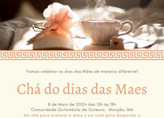 Participe do Chá de Dia das Mães