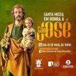 MISSA DE ABERTURA: ANO DE SÃO JOSÉ NA DIOCESE