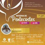 PARTICIPE DO 7º DIA DA NOVENA DE PENTECOSTES