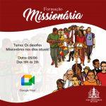 Formação Missionária