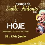 Festejo de Santo Antônio 2021 – Em Conceição do Lago Açu