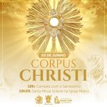 Corpus Christi na Paróquia Santa Inês