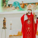 Dom Evaldo Carvalho celebra Missa