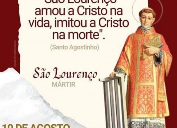 Fotos Missa Dia do Diácono - Paróquia Santo Antônio - 10.08.2021