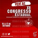 XII Congresso Estadual da RCC do Maranhão