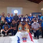 Coordenação Regional Nordeste V do Terço dos Homens Mãe Rainha promoveu Encontro de Formação no Sitio dos Padres em Santa Inês