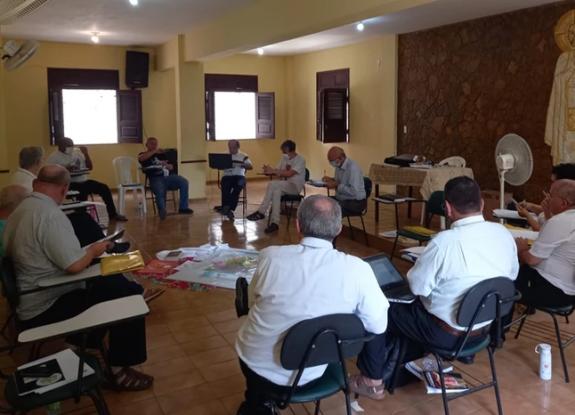 Bispos do Regional Nordeste 5 se reúnem em São Luís