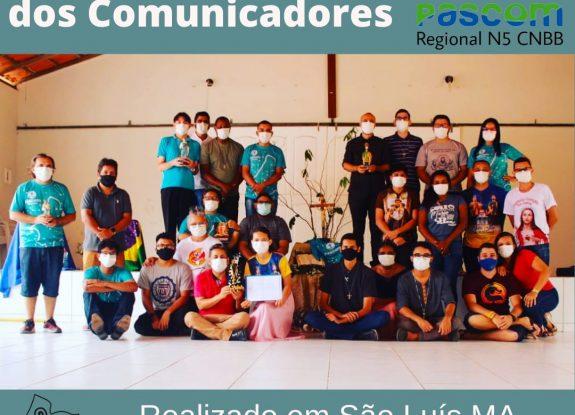 Encontro regional dos comunicadores realizado de 17 a 19 de setembro