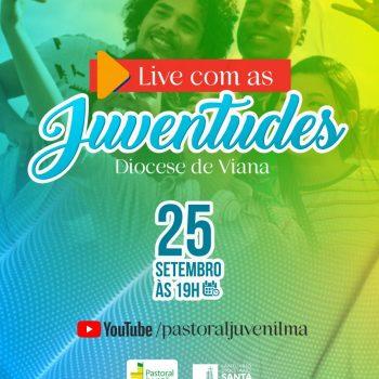 Live com as Juventudes